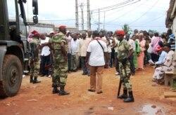 Ali Bongo remporte la présidentielle-publication des résultats, envoyé spécial Idriss Fall