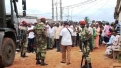 Reportage d'Idriss Fall, envoyé spécial à Libreville pour VOA Afrique