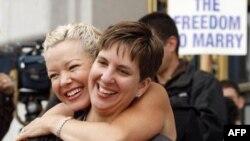 Нью-Йорк: бум однополых свадеб
