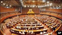 پاکستان کے ایوان بالا میں بھی20ویں آئینی ترمیم کا بل منظور