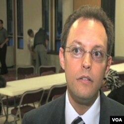 Kevin Vodak, advokat Vijeća za Američko-islamske odnose - CAIR u Chicagu