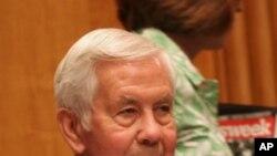 리처드 루거 미 연방상원의원 (자료사진)