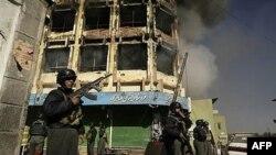 В Кабуле введены повышенные меры безопасности