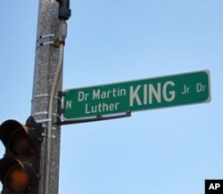 Thousands of cities across America renamed whole or portions of important streets in King's honor after his assassination in Memphis, Tennessee, in 1968