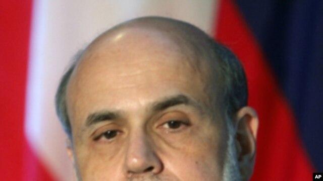 Federal Reserve Chairman Ben Bernanke (file photo)