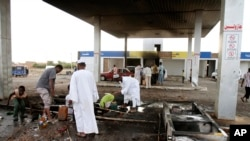 Deadly Protests Erupt after Sudan Cuts Fuel Subsidies
