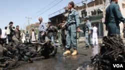 طالبانو ددغو بریدونو پړه په غاړه اخستې اؤ دعوه کوي چې په لسګونو افغان سرتیرو ته یې مرګ ژوبله اړولې ده.
