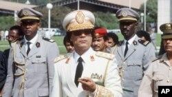 قذافی دور لیبیا اور امریکہ کے تعلقات اتار چڑھاؤ کا شکار رہے