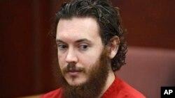James Holmes, 27 tahun, yang dinyatakan bersalah dalam penembakan 12 penonton bioskop tahun 2012, menghadapi ancaman hukuman mati (foto: dok).