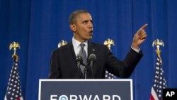 Predsjednik Obama na Cuyahoga Community College u Clevelandu, 14. lipanj 2012.