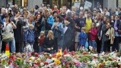 راه پیمایی ده ها هزار نروژی برای یادبود قربانیان خشونت های اخیر