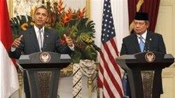پرزیدنت اوباما اندونزی را بعنوان یک قدرت جهانی تحسین می کند