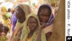 Wakimbizi wa Darfur.