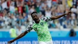World Cup 2018: Nigeria Vs Argentina