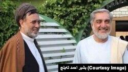 عبدالله عبدالله او محمد محقق