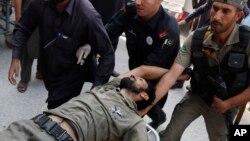 Povređeni u napadu na vojnu bazu u Pakistanu