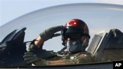 Թուրքական կործանված օդանավը