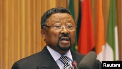 Ketua Komisi Uni Afrika, Jean Ping (Foto: dok)