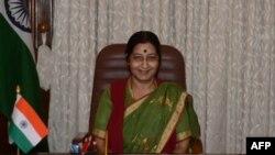 Ngoại trưởng Ấn Ðộ Sushma Swaraj nói tranh cãi gần đây ở khu vực cho thấy các nước có liên quan cấp thiết phải giải quyết vấn đề chủ quyền ôn hòa theo luật quốc tế.