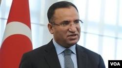 Bộ trưởng Tư pháp Thổ Nhĩ Kỳ Bekir Bozdag không nêu rõ bất kỳ lý do đặc biệt nào đằng sau quyết định phóng thích 38.000 tù nhân. (Ảnh tư liệu)