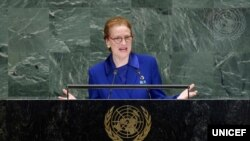 Henrietta Fore uyobora UNICEF