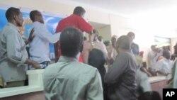 Wafdi Muqdisho u Tagay Dhexdhexaadin