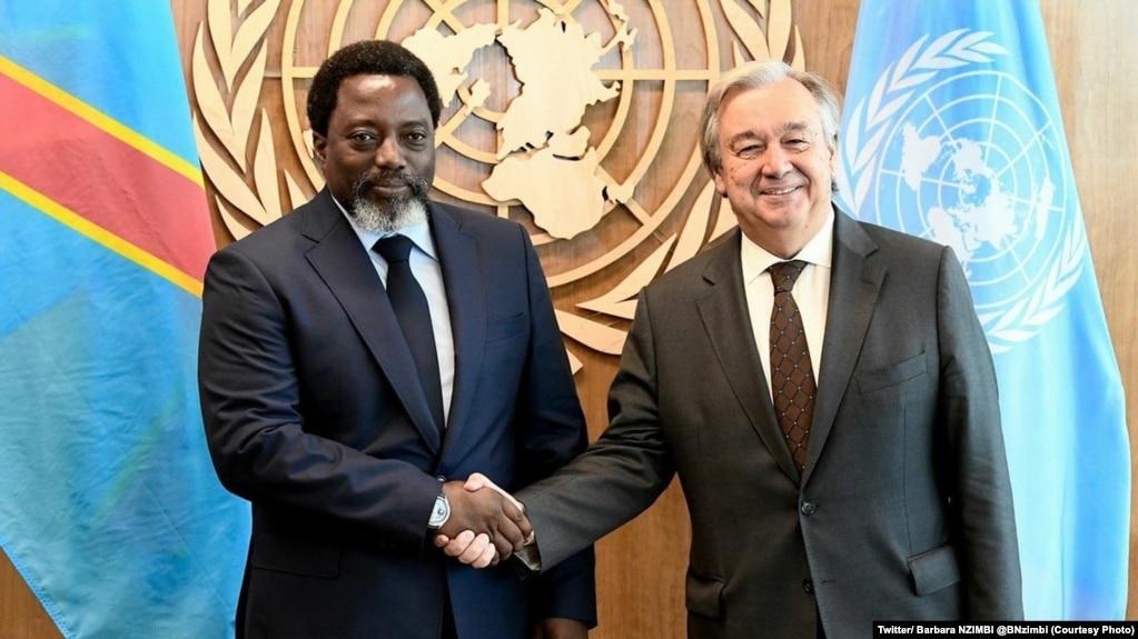 RDC- Paix et sécurité: les instances de sécurité de l'ONU et de l'UA appellent au respect de l'Accord du 31 décembre