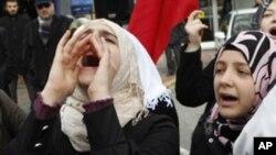 شام: ترک حاجیوں کے قافلے پر نامعلوم افراد کی فائرنگ میں دو زخمی