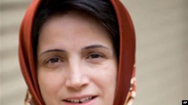 "Nasrin Sotoudeh went for days on a ""dry"" hunger strike – ingesting neither food nor water -- to protest the lack of due process and the terrible conditions she has been subjected to in Evin prison."