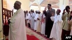 Kamerun masjidida