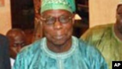 Tsohon shugaba Obasanjo