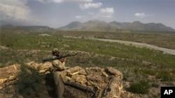 اورکزئی: جھڑپوں میں 30 جنگجو ہلاک