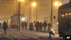 Nga đang trải qua một trong những mùa đông lạnh nhất từ mấy chục năm qua.