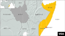 索马里地图