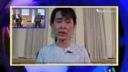 اميدواری آنگ سان سو چی به تغيير در برمه