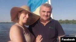 Əfqan Muxtarlı və Leyla Mustafayeva
