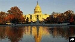វិមានសភាកាពីតុល (Capitol Hill) នៃសហរដ្ឋអាមេរិក។