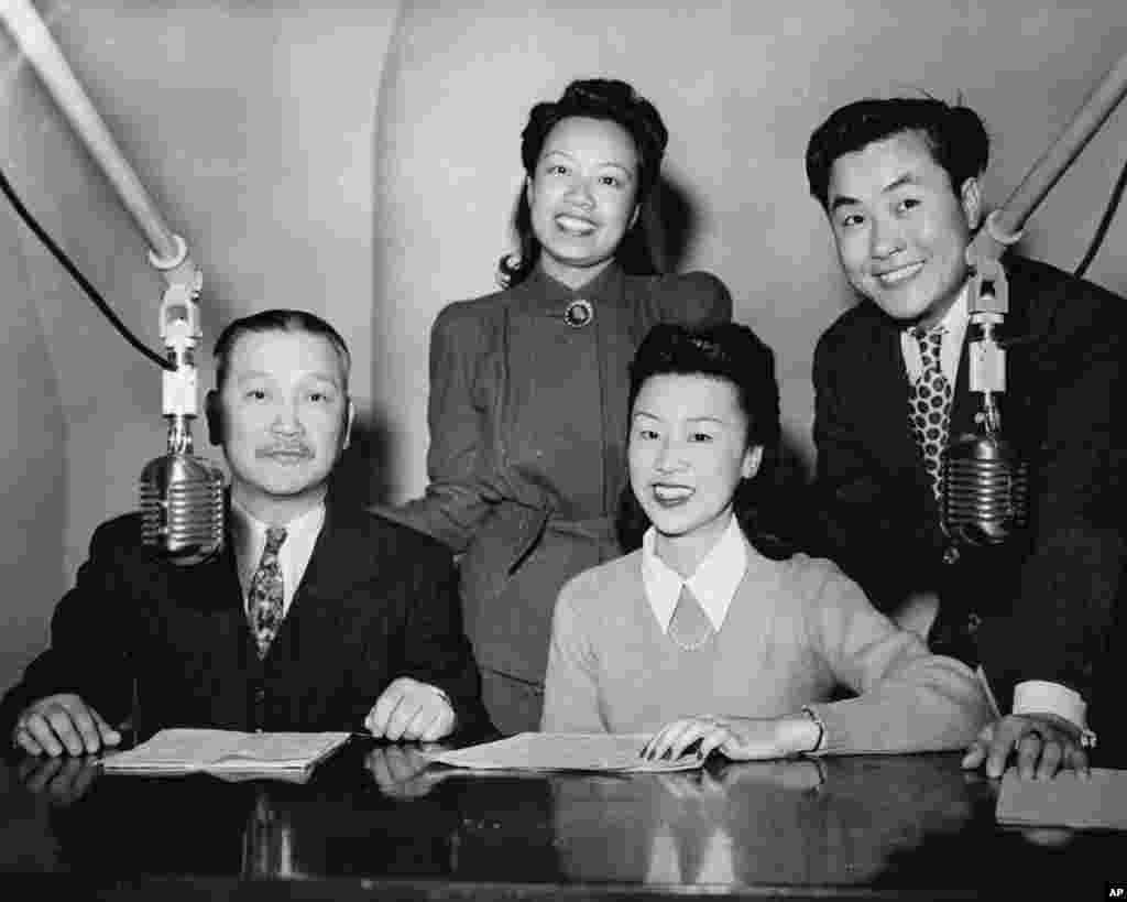 美國之音對華廣播70週年