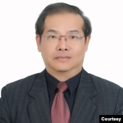 位于台北的国防安全研究院研究员沈明室