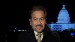 Pidato Presiden Amerika Pasca Inaugurasi - VOA Live untuk Metro TV