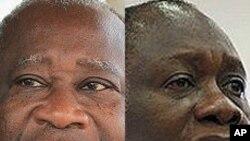 Gbagbo, Ouattara