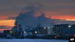 """Pabrik pengemasan daging """"Cargill"""" di kota Fort Morgan, Colorado (foto: ilustrasi)."""