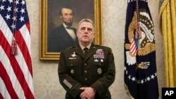 Shefi i Shtatmadhorisë, Gjeneral Mark Milley