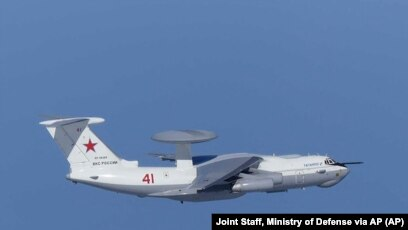 S. Korea, Russia Differ Over Warning Shots Fired at Aircraft