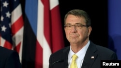 Menteri Pertahanan Amerika Serikat, Ash Carter (Foto: dok).