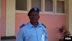 Director Provincial dos Serviços de Migração e Estrangeiros em Malange Henriques Ipaca