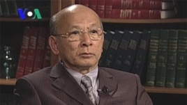 Lao Monghay, a former researcher of the Asian Human Rights Commission and independent analyst.