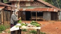 ထိုင်းနယ်စပ် မြန်မာဒုက္ခသည်စခန်းများအဝင်အထွက် ပိတ်ပင်