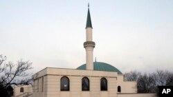 Мечеть та ісламський центр у Відні