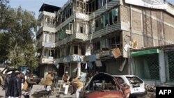 Тератака на банк у Джалалабаді